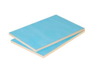 Сэндвич-панель (утепленный откос) Bauset TPL Object 9х1500х3000 мм (0,45х0,4 м), белый матовый Изображение