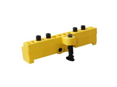 Шаблон для установки петель серии 495 OTLAV MC 701 160 G0 35 (D=14/16 мм, на двери с наплавом) Изображение 2