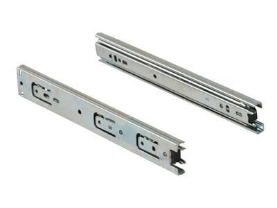 Шариковые направляющие полного выдвижения Firmax Push-to-Open, H=45 мм, L=350 мм Изображение 4