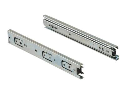 Шариковые направляющие полного выдвижения Firmax Soft-Close 1 пружина, H=45 мм, L=350 мм Изображение 4
