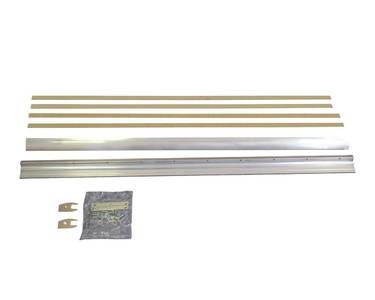 Зажимная шина стекла 10-12мм ES200 1000мм без обработки 4400170 Изображение 2