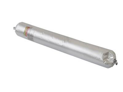 Монтажный профессиональный силиконовый герметик LAKMA Modesil №11 (600 мл, прозрачный) Изображение 3