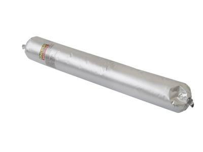 Монтажный профессиональный силиконовый герметик LAKMA Modesil №11 (600 мл, серый) Изображение 3