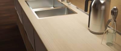 Столешница-постформинг VEROY R9 Азиатский песок 3050x600x38 мм PREMIUM Изображение 2