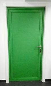Угловая накладка для дверного наличника Qunell U-81 белая Изображение 3