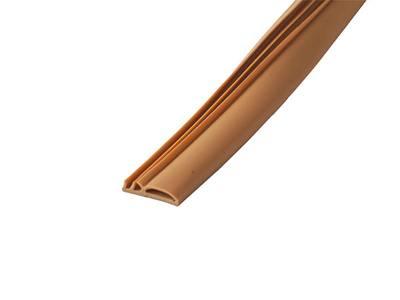 Уплотнитель для дверей DEVENTER коричневый Изображение
