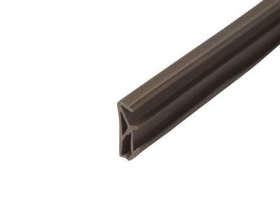 Уплотнитель для дверей DEVENTER темно коричневый Изображение