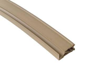 Уплотнитель для деревянных окон DEVENTER 4-5 мм бежевый Изображение 2
