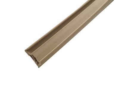 Уплотнитель для деревянных окон DEVENTER 4-5 мм бежевый Изображение 3