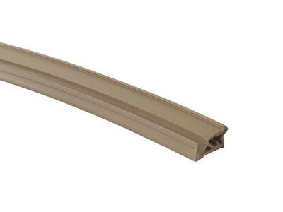 Уплотнитель для деревянных окон DEVENTER 4-5 мм бежевый Изображение 4