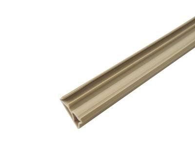 Уплотнитель для деревянных евроокон DEVENTER на фальц створки, ширина паза 4-5 мм, ТЭП, бежевый RAL 1001 Изображение 3