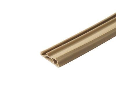 Уплотнитель для деревянных евроокон DEVENTER на фальц створки, ширина паза 4-5 мм, ТЭП, бежевый RAL 1001 Изображение