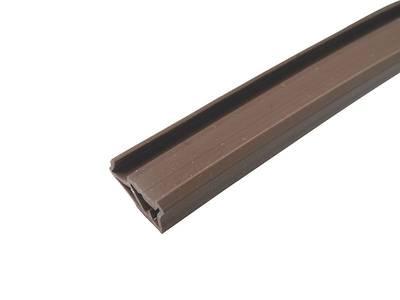 Уплотнитель для деревянных окон DEVENTER 4-5 мм тёмно-коричневый Изображение 2