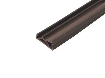 Уплотнитель для деревянных евроокон DEVENTER SV12/2 темно-коричневый Изображение