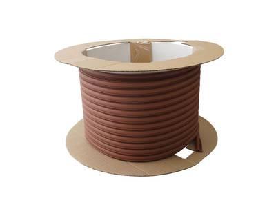 Уплотнитель для дверей DEVENTER коричневый Изображение 3