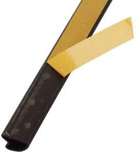 Уплотнитель контурный для стальных дверей DEVENTER, на клеевой основе, ТЭП, черный Изображение 2