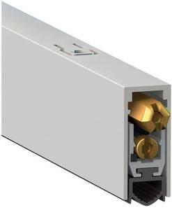 Уплотнитель пороговый, длина 830 мм, в паз 12x28.5 мм Изображение
