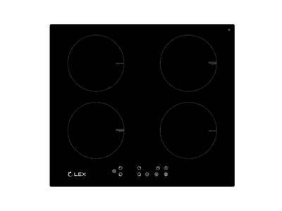 Варочная панель индукционная EVI 640-1 BL, черный Изображение