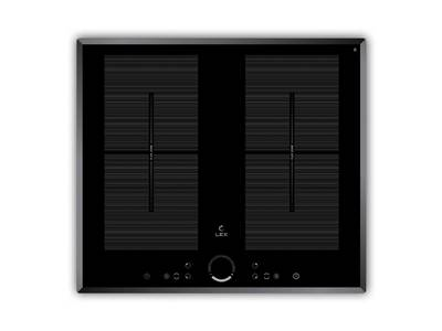 Варочная панель индукционная EVI 640 F BL, черный Изображение