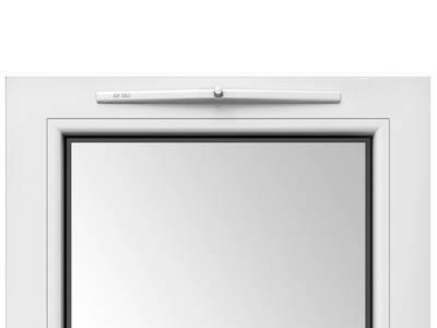 Приточный клапан на окно Air-Box Comfort S (белый) Изображение 2