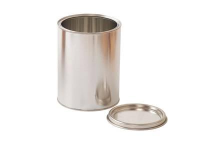 Комплект тара+крышка Hesse X 601 для водных и органических ЛКМ, 1л Изображение