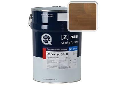 """Лак фасадный ZOBEL Deco-tec 5400/5420, """"Версаль"""" шелковисто-матовый, 1л Изображение"""