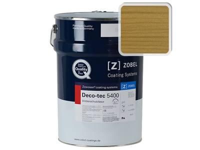 """Лак фасадный ZOBEL Deco-tec 5400/5420 """"Скошенная трава"""" шелковисто-матовый, 1 л Изображение"""