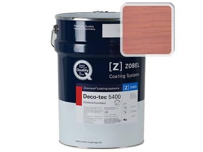 Лак фасадный ZOBEL Deco-tec 5400/5420, Violett 4.09 шелковисто-матовый, 1л Изображение