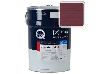 Лак фасадный ZOBEL Deco-tec 5400/5420, Violett 4.40 шелковисто-матовый, 1л Изображение