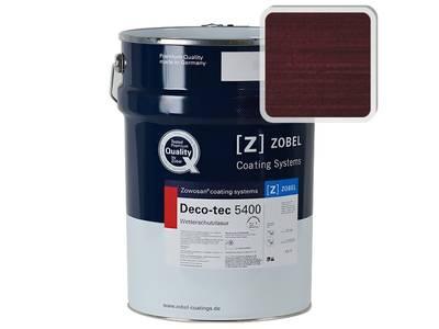 Лак фасадный ZOBEL Deco-tec 5400/5420, Violett 4.41 шелковисто-матовый, 1л Изображение