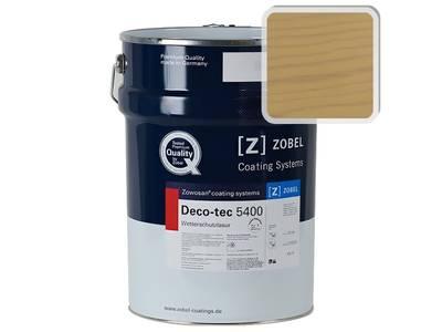Лак фасадный ZOBEL Deco-tec 5400/5420, DSC03253 шелковисто-матовый, 1л Изображение