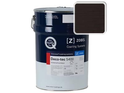 Лак фасадный ZOBEL Deco-tec 5400/5420, DSC03610 шелковисто-матовый, 1л Изображение