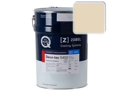 Краска для дерева ZOBEL 5450A RAL 1015, 1 л Изображение