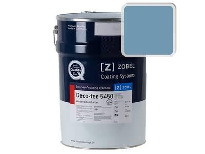 Краска для дерева ZOBEL 5450B RAL 5024, 1 л Изображение
