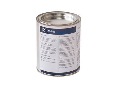 Краска для дерева акриловая ZOBEL Deco-tec 5450B RAL 7042 шелковисто-матовая, 1 л Изображение 3