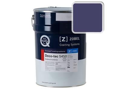 Краска для дерева ZOBEL 5450C RAL 5022, 1 л Изображение