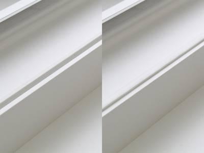 Заглушка паза штапика, белый Изображение 4
