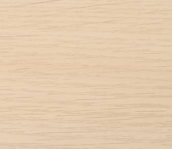 Торцевая заглушка кухонного цоколя пластик Дуб беленый L=1м FIRMAX Изображение