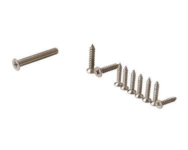 Замок ригельный с роликом ELEMENTIS 155/F23/25/85/8 c ответной планкой, 2 накладки с ПЦ 35х35, 3 ключа Изображение 7