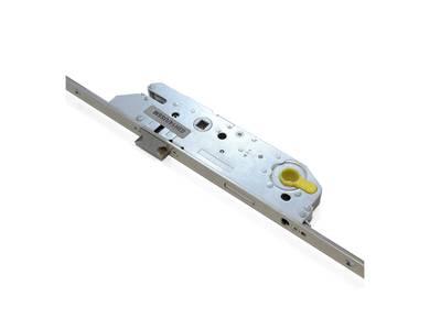 [ПОД ЗАКАЗ] Замок Maxbar №855GL привод от цилиндра 92/55/F16/2170, 2 крюка + 2 цапфы Изображение