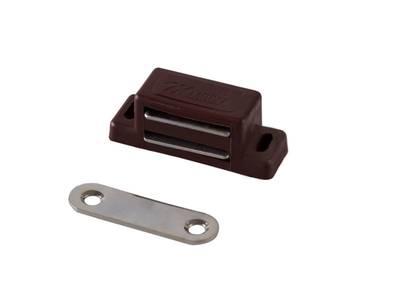 Защелка магнитная Bauset, коричневый Изображение