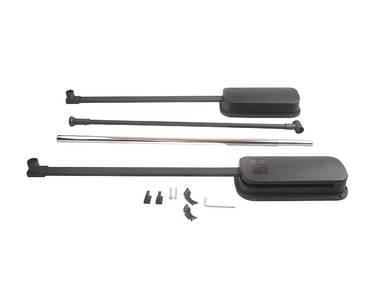Пантограф для шкафа П-образный Permo (830-1150 мм, чёрный) [M01] Изображение 4